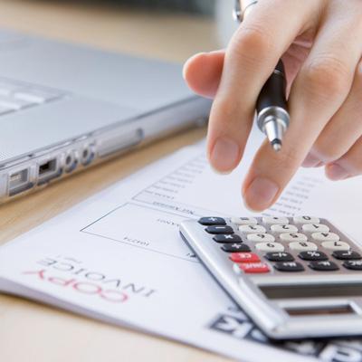 BizConnect Capital Accounts Receivable Invoice